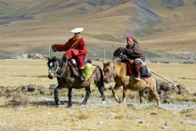 China,Horse,Monk,Sichuan,Tibetan