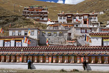China,Monastery,Prayer Wheel,Sichuan,Tibetan