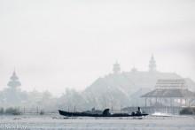 Boat,Burma,Shan State