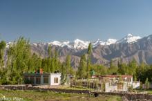 Peaks Of The Zanskar Range