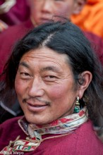 China,Earring,Festival,Sichuan,Tibetan