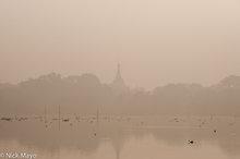 Burma,Mandalay Division,Stupa