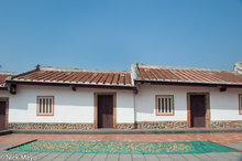 Courtyard,North,Residence,Roof,Taiwan,Window