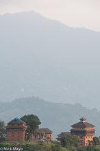 Fort,Nepal,Western Hills