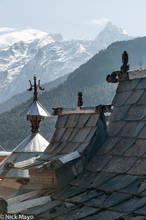 Himachal Pradesh,India,Roof,Temple