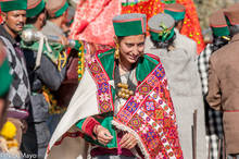 Woman Of Kinnaur
