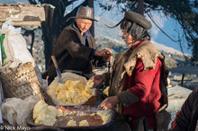 Two Yak Butter Traders