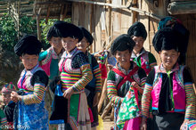Burma,Miao,Shan State