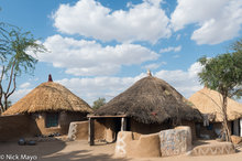 Three Thatched Bungas