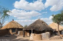 India,Rajasthan,Residence,Thatch