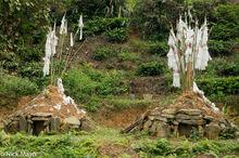 Grave,Lao Cai,Vietnam