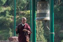 Bell,Bhutan,East,Monk,Prayer Beads,Prayer Wheel