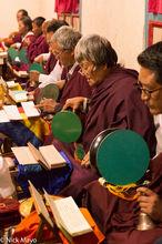 Bhutan,Chanting,Drum,East,Scripture