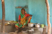 Chhattisgarh, Cooking, India, Market
