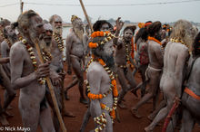 Chhattisgarh, Festival, India, Procession, Sadhu