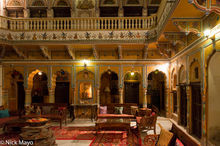 Hotel, India, Rajasthan