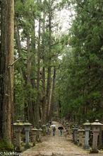 Cemetery, Japan, Kinki