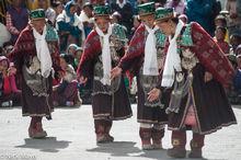 Dancing, Festival, Himachal Pradesh, India