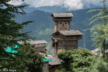 Fort, Himachal Pradesh, India