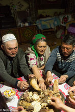 Bayan-Ölgii, Kazakh, Meat, Mongolia