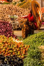 India, Madhya Pradesh, Market, Scales