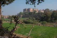 Fort, India, Madhya Pradesh