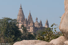 India, Madhya Pradesh, Temple