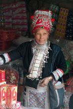 Lao Cai, Market, Shopping, Vietnam, Yao