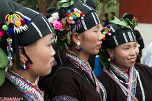 Festival, Lai Chau, Lu, Vietnam