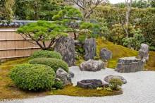 Zuohi-in Garden At Daitoku-ji