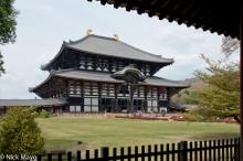 Daibutsu-den At Todai-ji