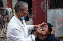 China,Dentistry,Market,Sichuan,Yi