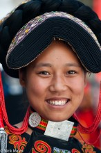 China,Festival,Hat,Sichuan,Yi
