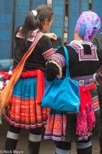 Bag,China,Leggings,Market,Miao,Yunnan