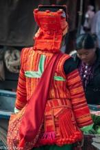 Bag,China,Hat,Yi,Yunnan