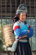 Basket,China,Market,Yi,Yunnan