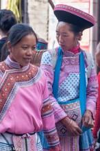 Bag,China,Earring,Hat,Miao,Yunnan