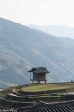 China,Guizhou,Hut