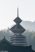 China,Drum Tower,Guizhou