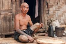 Burma,Palaung,Shan State,Tattoo