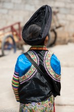 White Hmong Woman