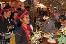 Bracelet,Burma,Offering,Palaung,Shan State,Turban,Waist Hoops