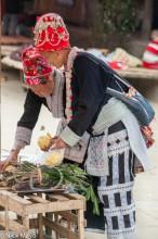 Earring,Hat,Lao Cai,Market,Shopping,Vietnam,Yao
