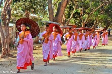 Burma,Nun,Pindacara,Sagaing Division