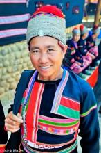 China,Dai,Festival,Turban,Yunnan