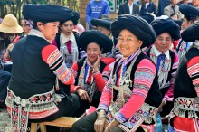 China,Festival,Yi,Yunnan