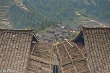 China,Guizhou,Roof,Village