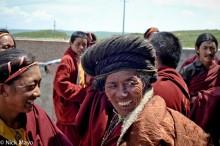 China,Hair,Monk,Qinghai,Tibetan