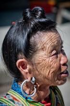 China,Earring,Guizhou,Miao