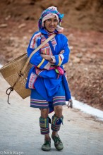 China,Lahu,Leggings,Yunnan